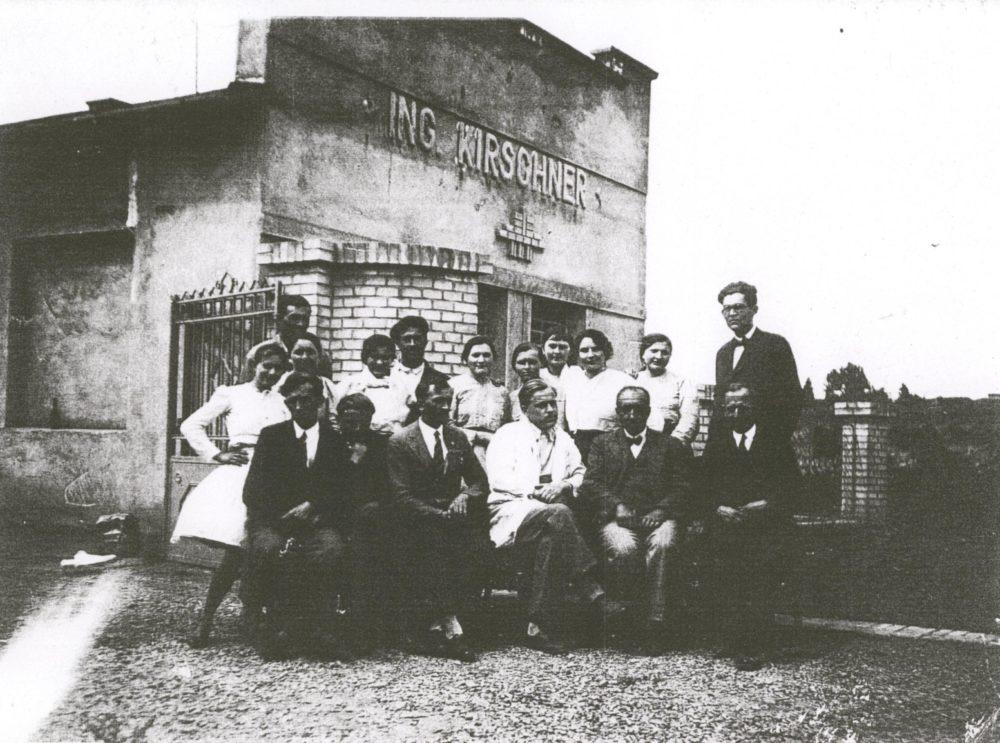 CL prvn° obsazen° 1925